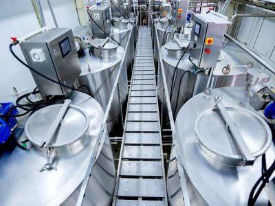 Food production plants